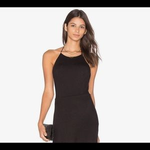Fashion Bug Black Maxi Dress Size M